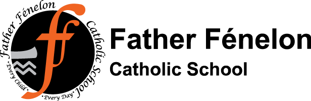 Father Fenelon Catholic School Logo
